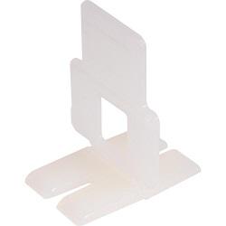QEP 99740Q FLAT LASH CLIPS 1000/box