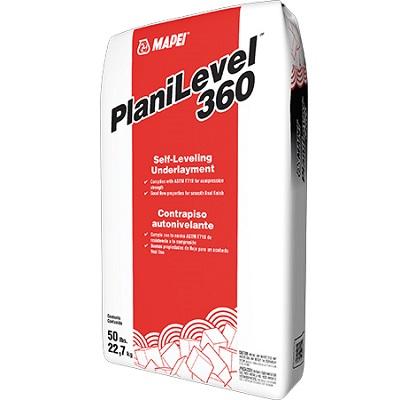 MAPEI PLANILEVEL 360 50# BAG STANDARD SELF LEVELING UNDERLAYMENT