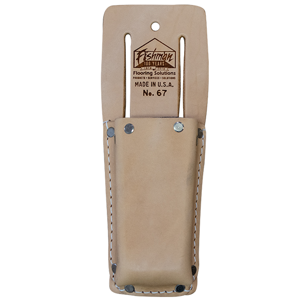 POWERHOLD 67 LEATHER KNIFE POUCH SPECIAL CENTENNIAL EDITION