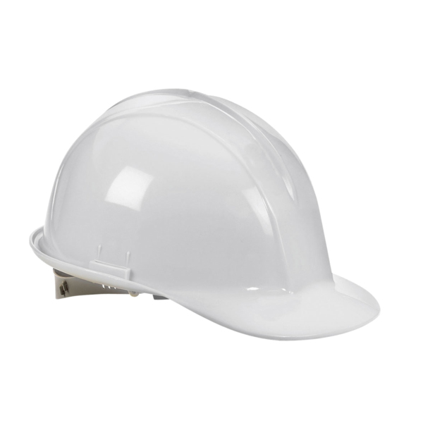 FLOOR DOT T13-0100 HARD HAT - WHITE